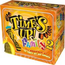 Asmodee - Time's Up Family 2
